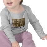 El manojo salvaje - Butch Cassidy y niño de Camiseta