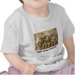 El manojo salvaje - Butch Cassidy y niño de Sundan Camisetas