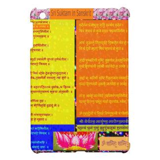 El mantra sánscrito de Laxmi Pooja leyó la postal