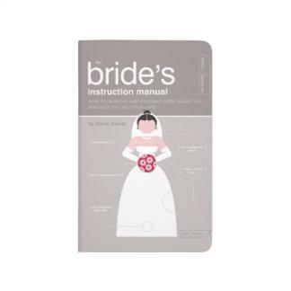 El manual de la instrucción de la novia
