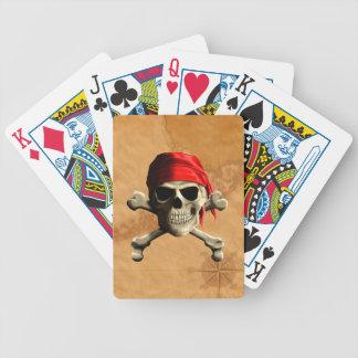 El mapa alegre del pirata de Rogelio Cartas De Juego