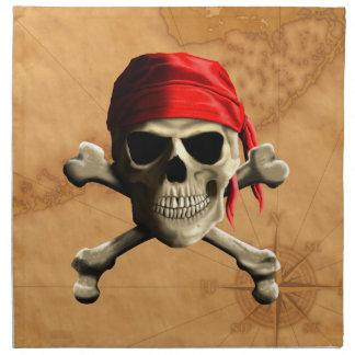 El mapa alegre del pirata de Rogelio Servilleta Imprimida