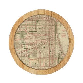 El mapa de Blanchard de Chicago