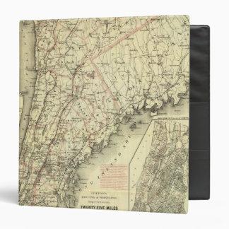 El mapa de conducción y que rueda de Colton de los