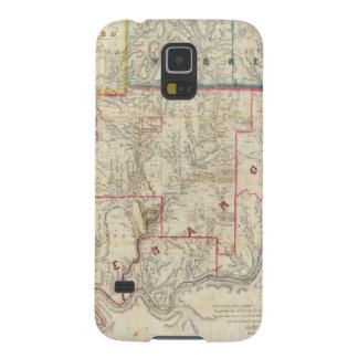 El mapa de Howe del distrito del aceite de Carcasa De Galaxy S5