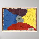 El mapa de la onza posters