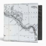 """El mapa propuso las rutas ístmicas del canal carpeta 1 1/2"""""""