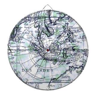 El mapa viejo