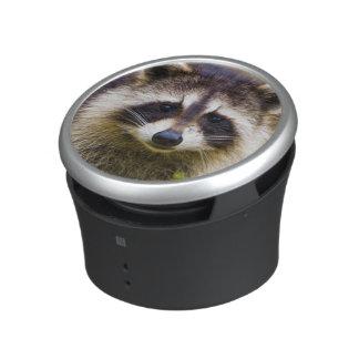 El mapache, lotor del Procyon, es un extenso, 3 Altavoz Con Bluetooth