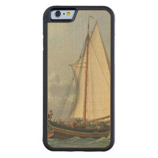 El mar, 1831 funda de iPhone 6 bumper arce