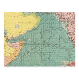 El Mar Arábigo Postal