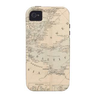 El mar Báltico iPhone 4/4S Carcasa