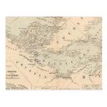El mar Báltico Tarjetas Postales