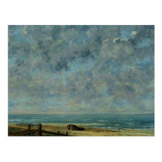 El mar, c.1872 postal