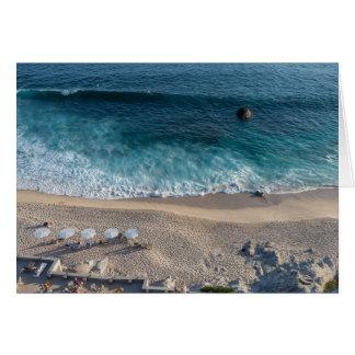 El mar de Cortez Tarjeta Pequeña