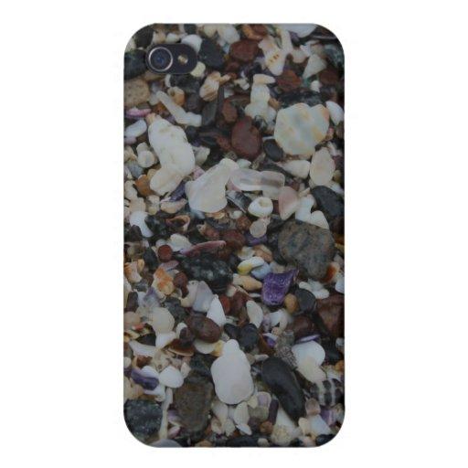 El mar descasca la caja del iPhone 4 iPhone 4 Carcasas