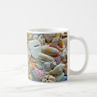 El mar descasca la taza de café