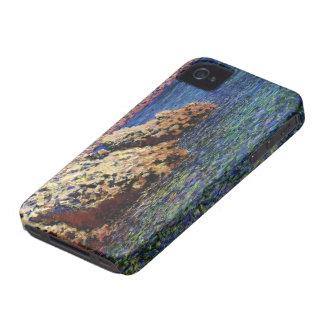 El mar Mediterráneo (d'Antibes) del casquillo, 188 iPhone 4 Carcasa