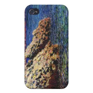 El mar Mediterráneo (d'Antibes) del casquillo, 188 iPhone 4 Cobertura