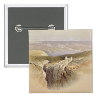 El mar muerto que mira hacia Moab, volumen II Pin