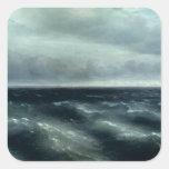El Mar Negro, 1881 Colcomanias Cuadradas