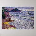 El mar picado, 1902-3 impresiones