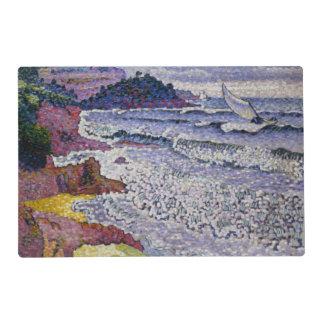 El mar picado, 1902-3 tapete individual