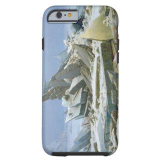 El mar polar, 1824 funda de iPhone 6 tough