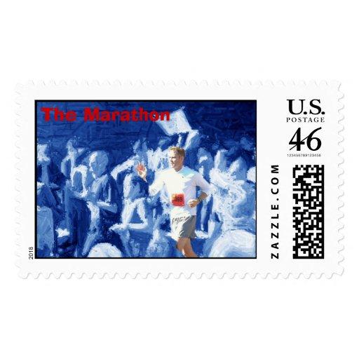 El maratón sellos