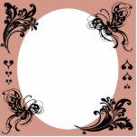 El marco de la tarjeta del día de San Valentín per Escultura Fotografica