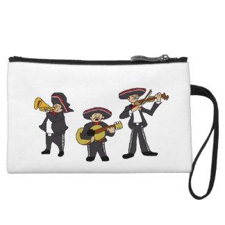 El Mariachi mexicano congriega el dibujo animado