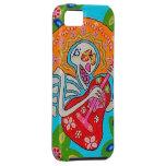 El Mariachi Serenade - el día del esqueleto muerto iPhone 5 Funda