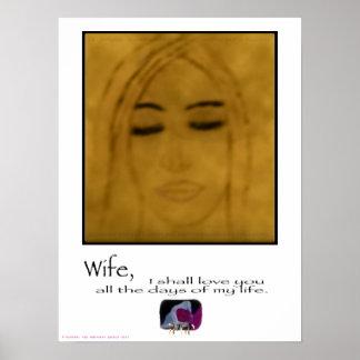 El marido devoto póster