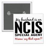El marido es un agente de NCIS Pins