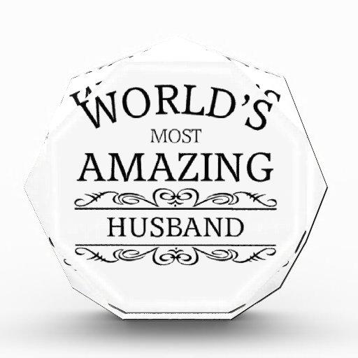 El marido más asombroso del mundo