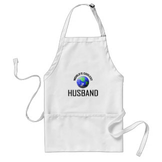 El marido más fresco del mundo delantal