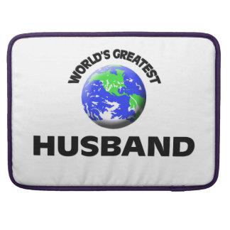 El marido más grande del mundo funda macbook pro