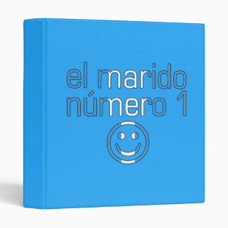 El Marido Número 1 - Number 1 Husband Guatemalan Binder