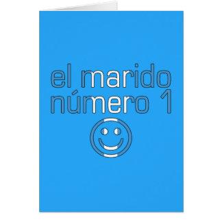 El Marido Número 1 - Number 1 Husband Guatemalan Card