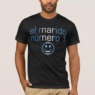 El Marido Número 1 - Number 1 Husband Guatemalan T-Shirt
