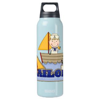 El marinero se divierte la botella