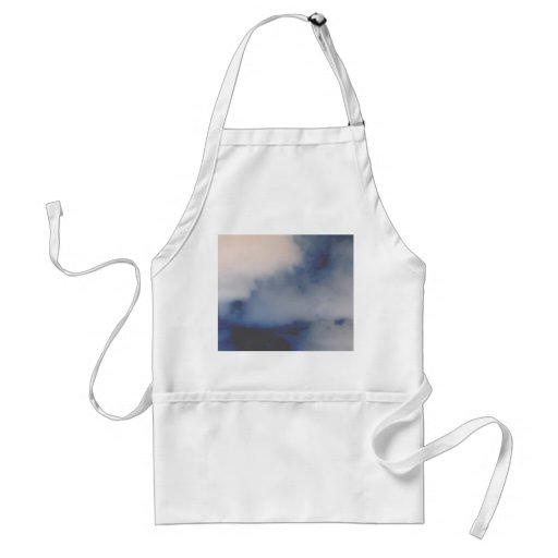 El mármol invertido de la nube tiene gusto del fon delantal