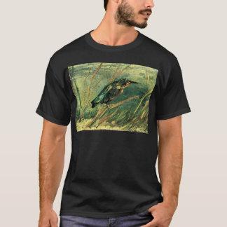 El martín pescador de Vincent van Gogh Playera