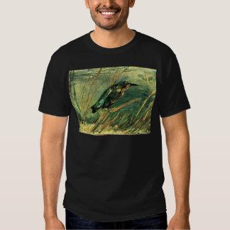 El martín pescador de Vincent van Gogh Remeras