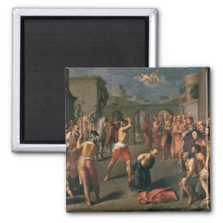 El martirio de San Pablo Iman De Nevera