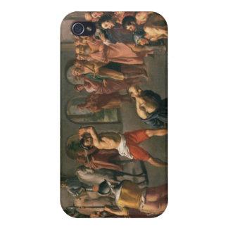 El martirio de San Pablo iPhone 4 Carcasas