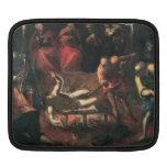 El martirio de St. Lazarus por Tintoretto Fundas Para iPads
