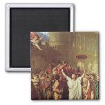 El martirio de St. Symphorien, 1834 Iman Para Frigorífico