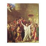El martirio de St. Symphorien, 1834 Lona Estirada Galerias
