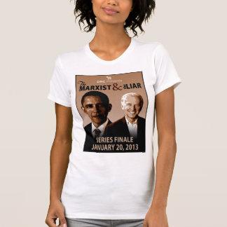 El marxista y el mentiroso camiseta